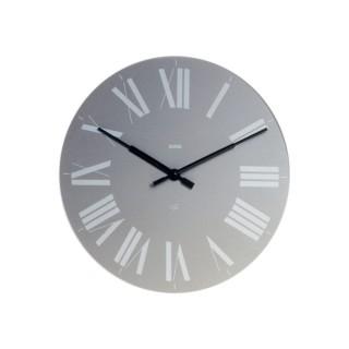 12G Firenze orologio da parete grigio