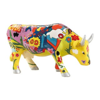 CowParade Groovy Moo M