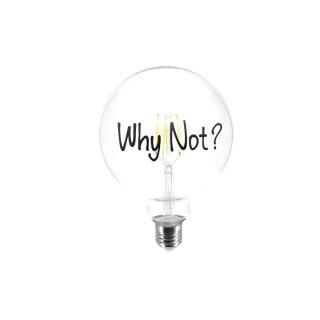 Filotto lampada LED tattoo lamp Why not