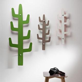 Appendiabiti da parete Creativando Saguaro