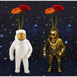 Astronauta Seletti Cosmic Diner Starman Diesel bianco
