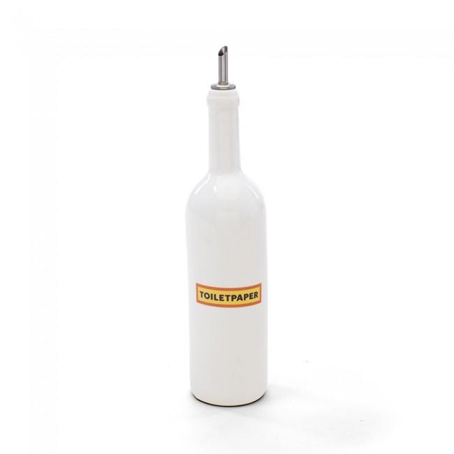 Bottiglia porcellana Seletti Toiletpaper estetico quotidiano