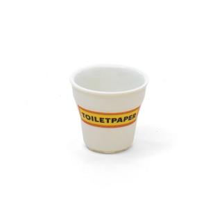 Bicchierino caffè Seletti Toiletpaper estetico quotidiano