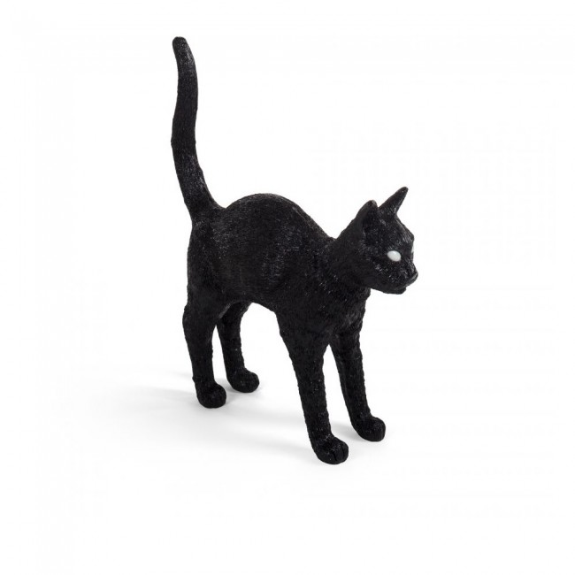 Gatto Seletti Jobby The Cat black