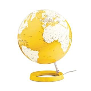 Mappamondo Ø30cm Yellow inglese